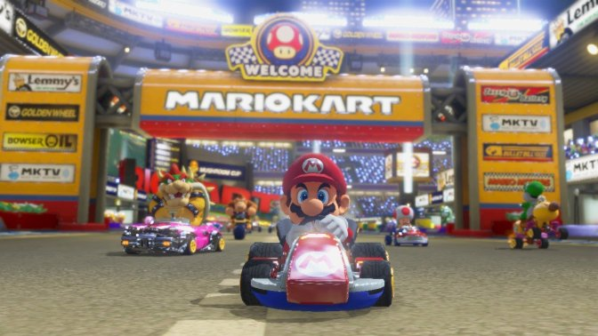 Mario Kart 8 – Nuevo trailer