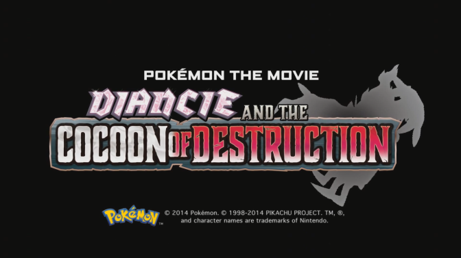 Pokémon the Movie: Diancie and the Cocoon of Destruction – Trailer oficial