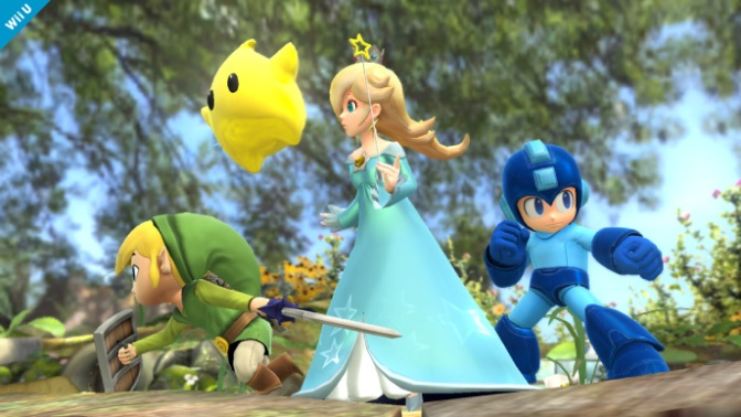 Super Smash Bros. Direct se transmitirá el 8 de abril